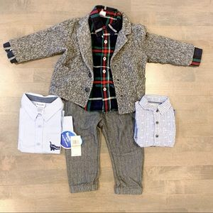 Boys Special Occation Clothes Set 2T (5 clothes)